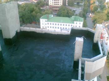 Изнутри гидроизоляции смеси грунтовых для подвала вод от сухие